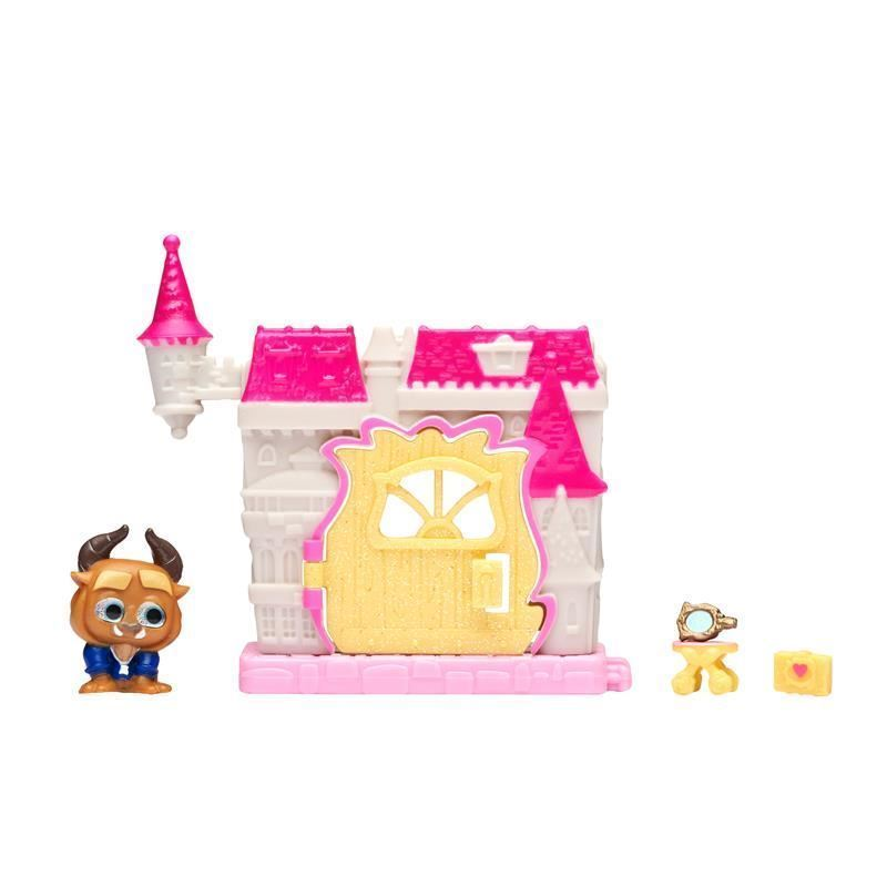 Picture of Disney Doorables Micro Display Play Set - Beast's Chateau