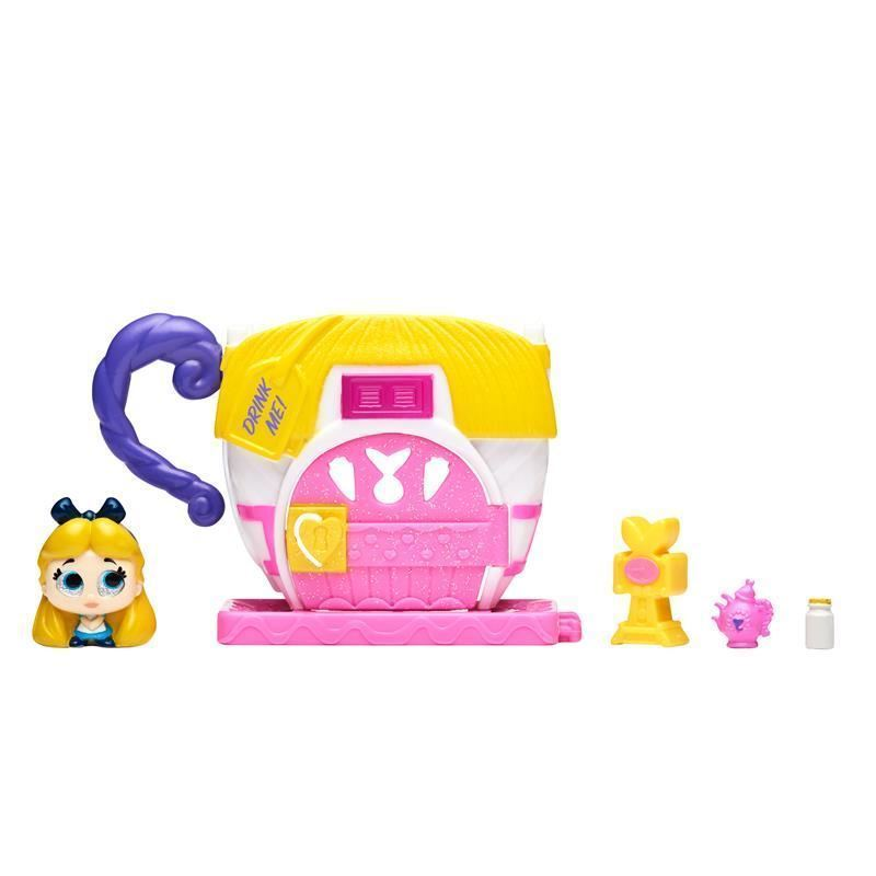 Picture of Disney Doorables Micro Display Play Set - Alice's teacup