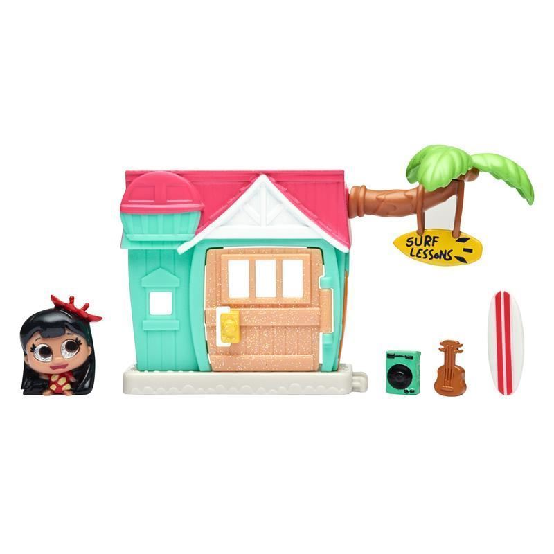 Picture of Disney Doorables Micro Display Play Set - Lilo's Hangout