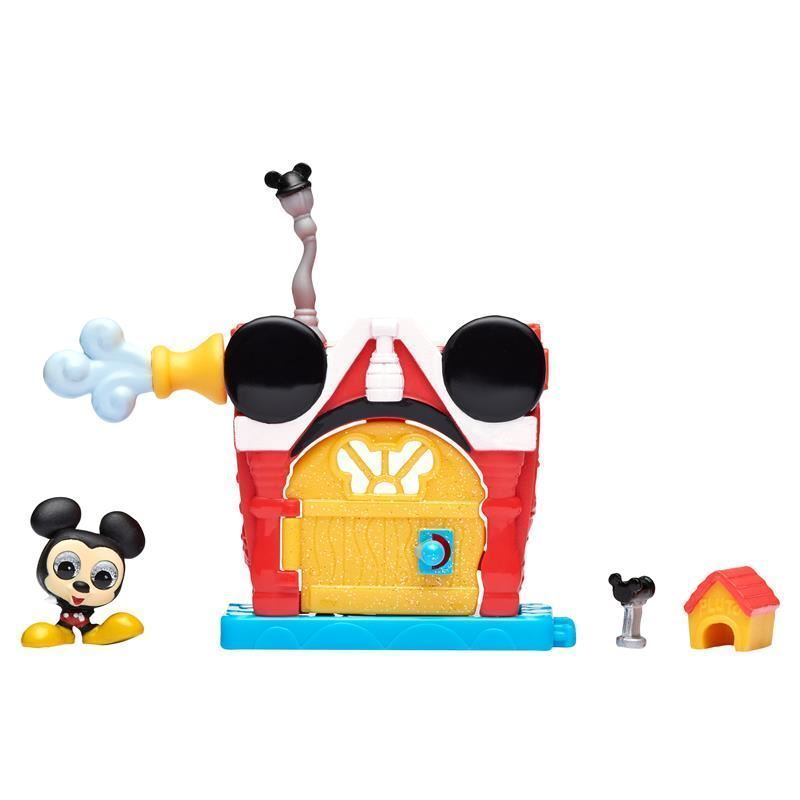 Picture of Disney Doorables Micro Display Play Set - Mickey's House