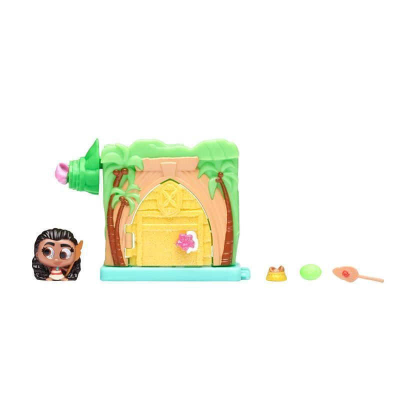 Picture of Disney Doorables Micro Display Play Set - Moana's Hut