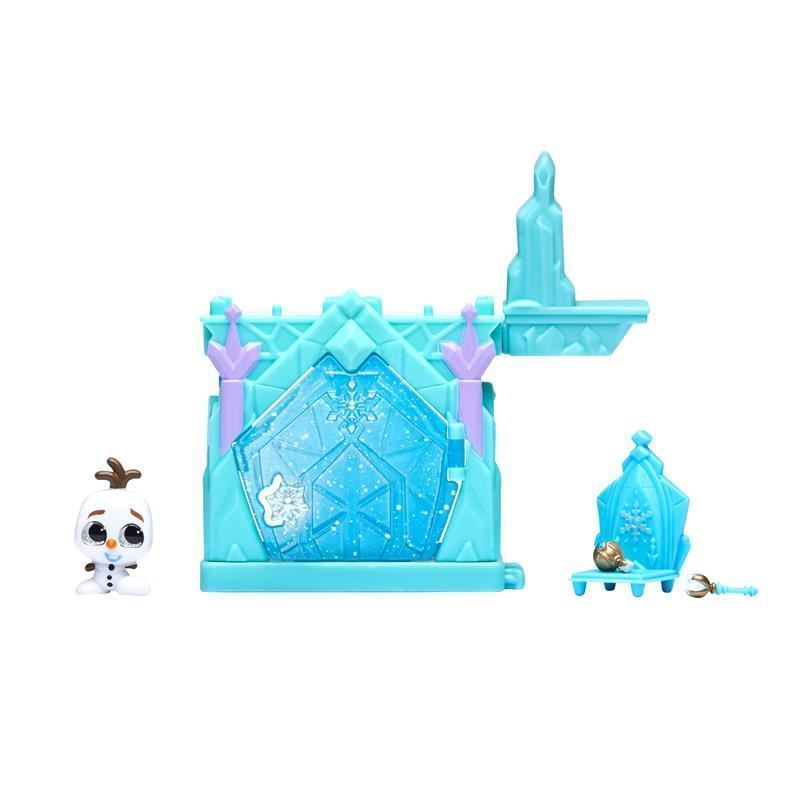 Picture of Disney Doorables Micro Display Play Set - Olaf's Chill Out