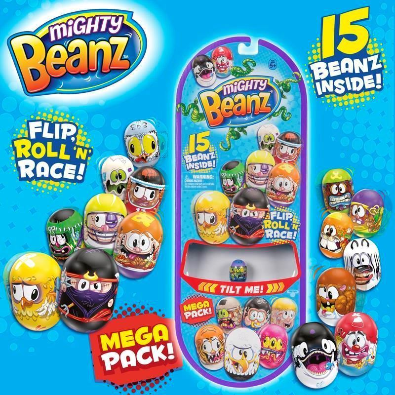 Picture of Mighty Beanz Collector Pack series 1