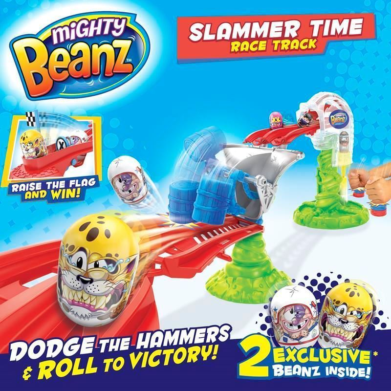 Picture of Mighty Beanz Slammer Time Race Track