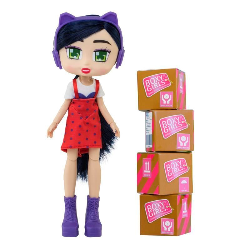 Picture of Boxy Girls - Riley