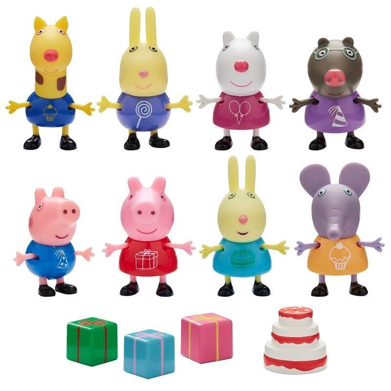 Picture of Peppa Pig - Peppa & Friends Party Pack