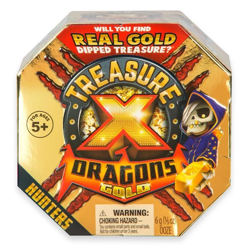 Picture of Treasure X Dragons Gold - Hunters Pack