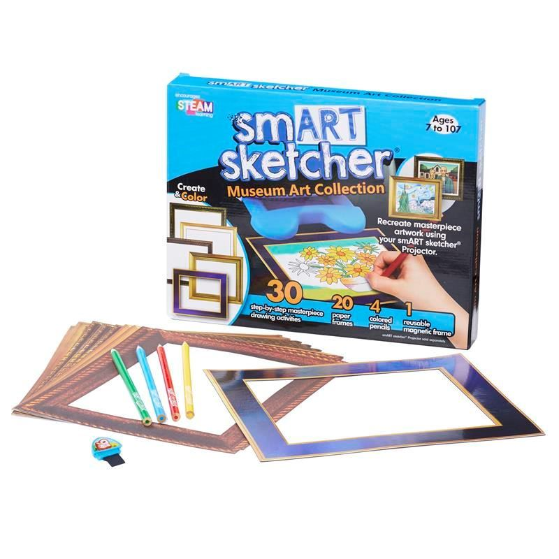 Picture of Smart Sketcher Museum Art Collection