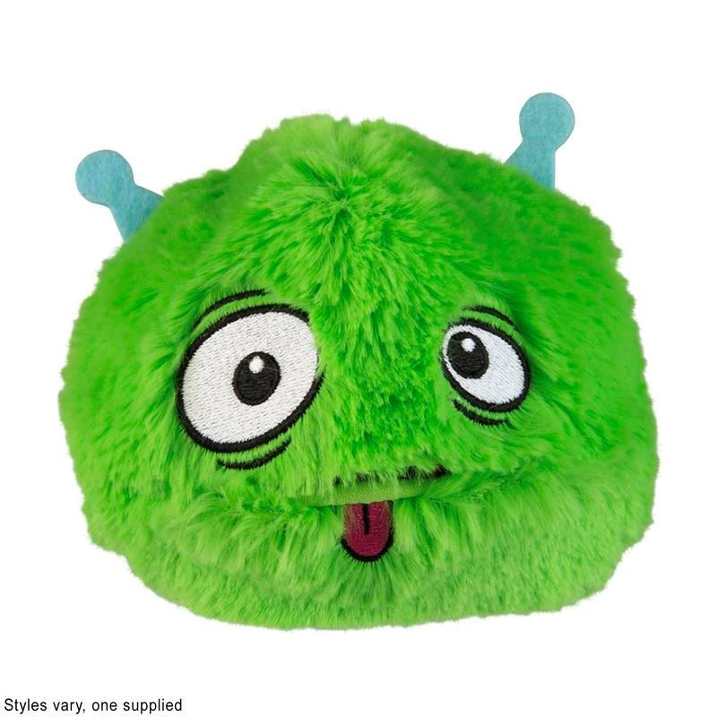 Picture of Odditeez Plopzz Slime Filled Ultra Plush - Lime