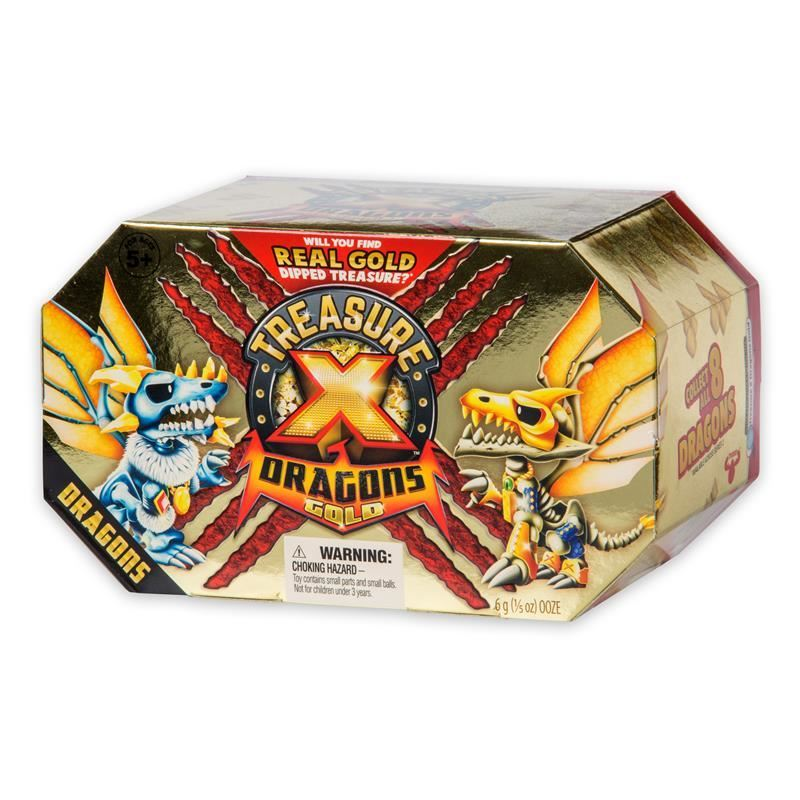 Picture of Treasure X  Dragons Gold - Dragons Pack