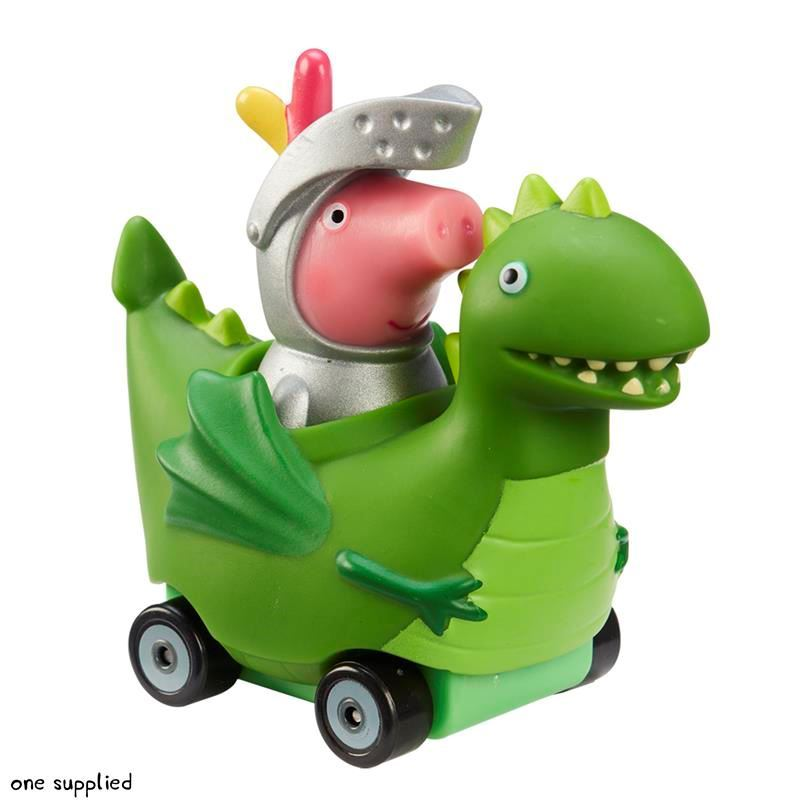 Picture of Peppa Pig Mini Buggies - George on a Dragon