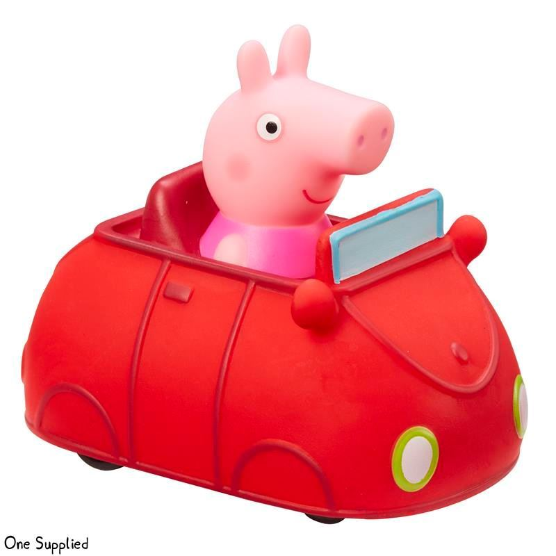 Picture of Peppa Pig Mini Buggies - Peppa in Red Car