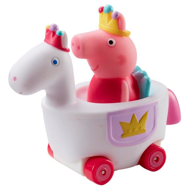 Picture of Peppa Pig Mini Buggies - Peppa in White Pony