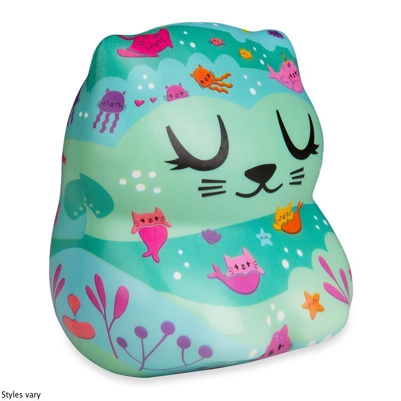 Picture of Soft 'N' Slo Squishies Designerz Ultra - Print Meowp