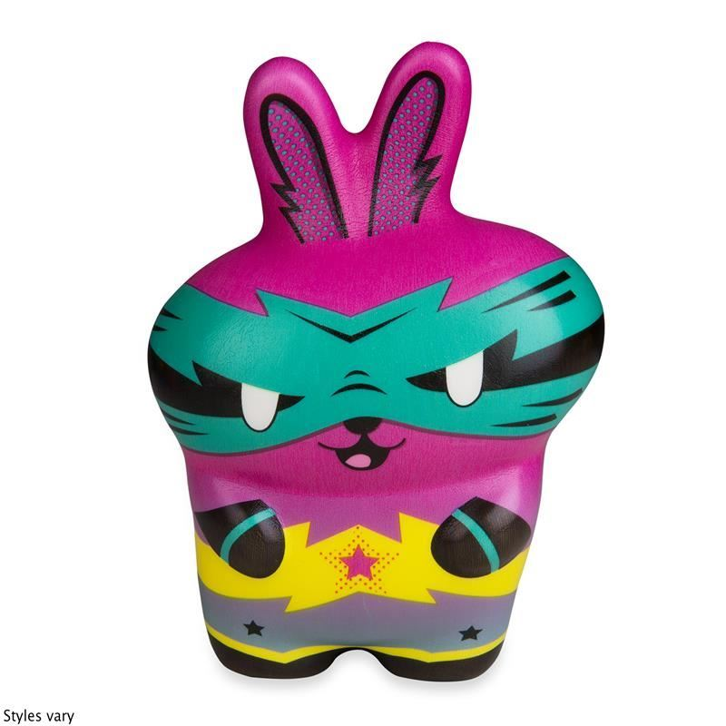 Picture of Soft 'N' Slo Squishies Designerz Ultra - Print Super Bunny