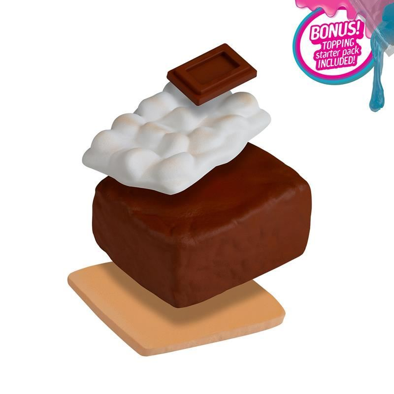 Picture of Orb Slimi Café™ Squishies - S'more Brownie