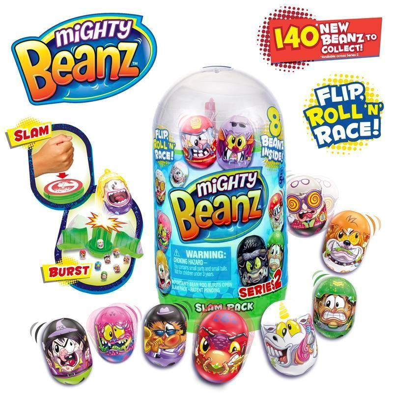 Picture of Mighty Beanz Slam Pack Series 2