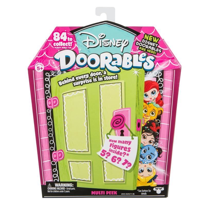 Picture of Disney Doorables Multi-Peek Packs Series 2