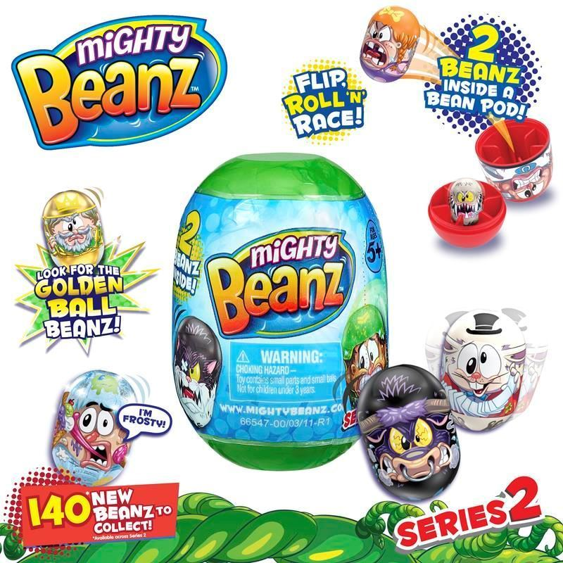 Picture of Mighty Beanz 2 Pack Series 2