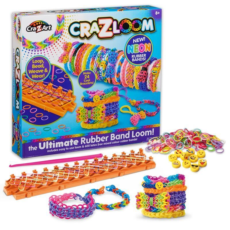 Picture of Cra-Z-Loom The Ultimate Rubber Band Loom