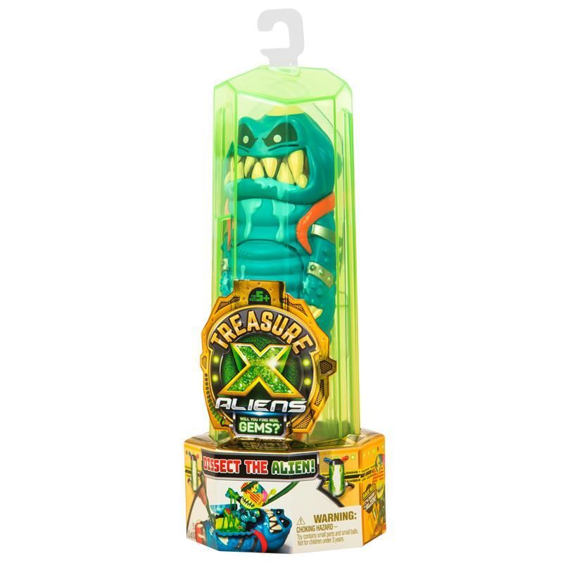 Picture of Treasure X Aliens Single Pack