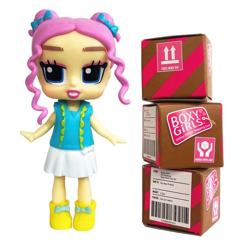 Picture of Boxy Girls Mini Dolls - Trinity