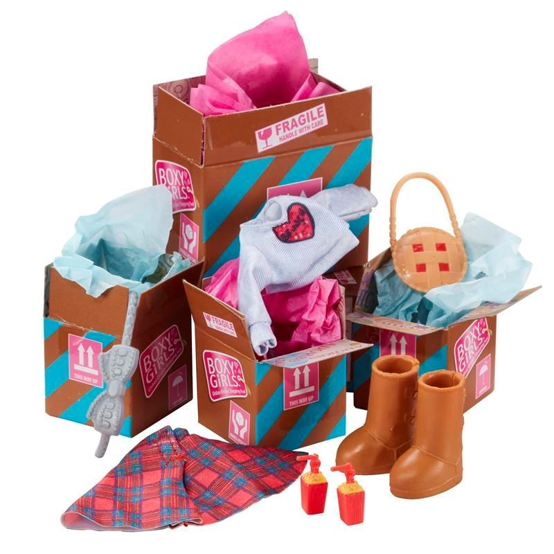 Picture of Boxy Girls Fashion Pack - Series 2