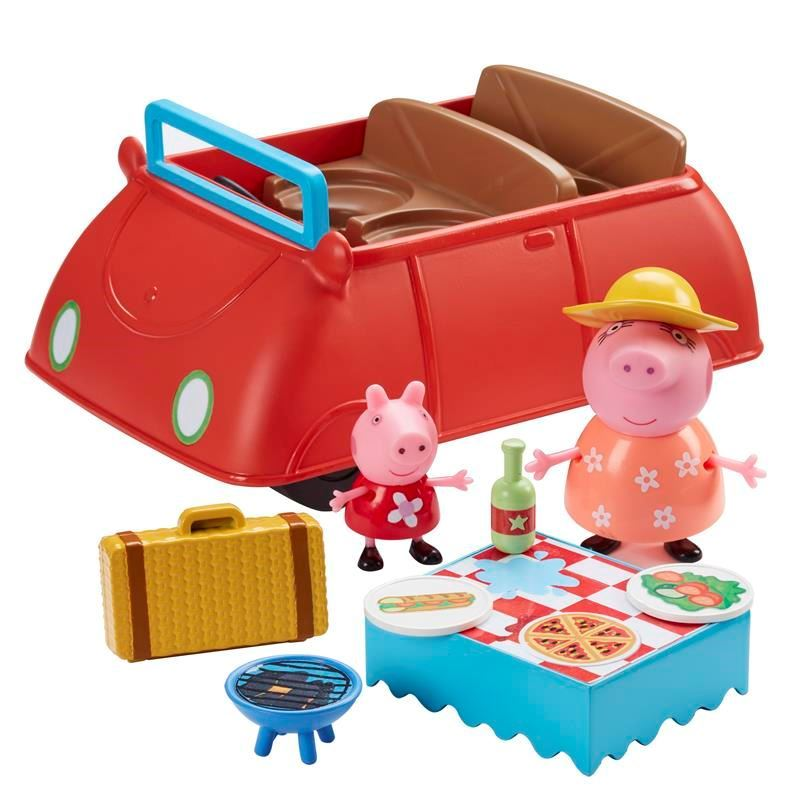 Picture of Peppa's Big Red Car