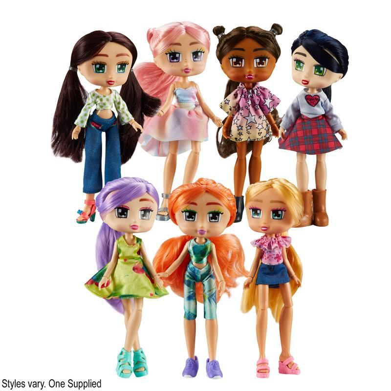 Picture of Boxy Girls Unbox Me Dolls