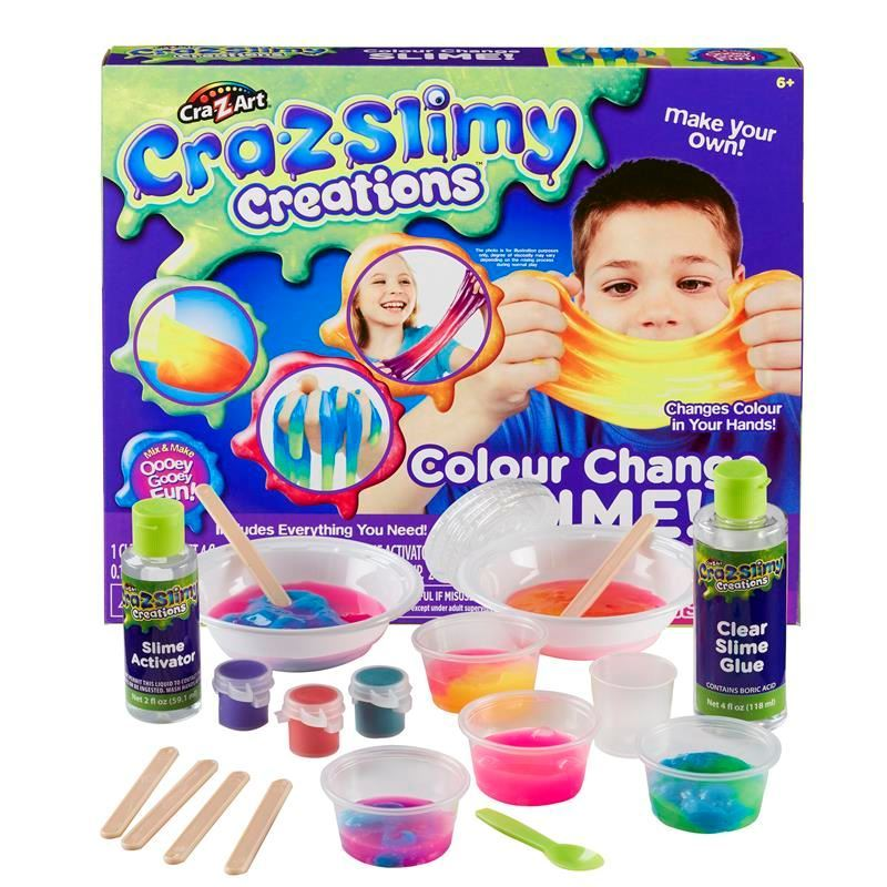 Picture of Cra-Z-Slimy Creations Colour Change Slime