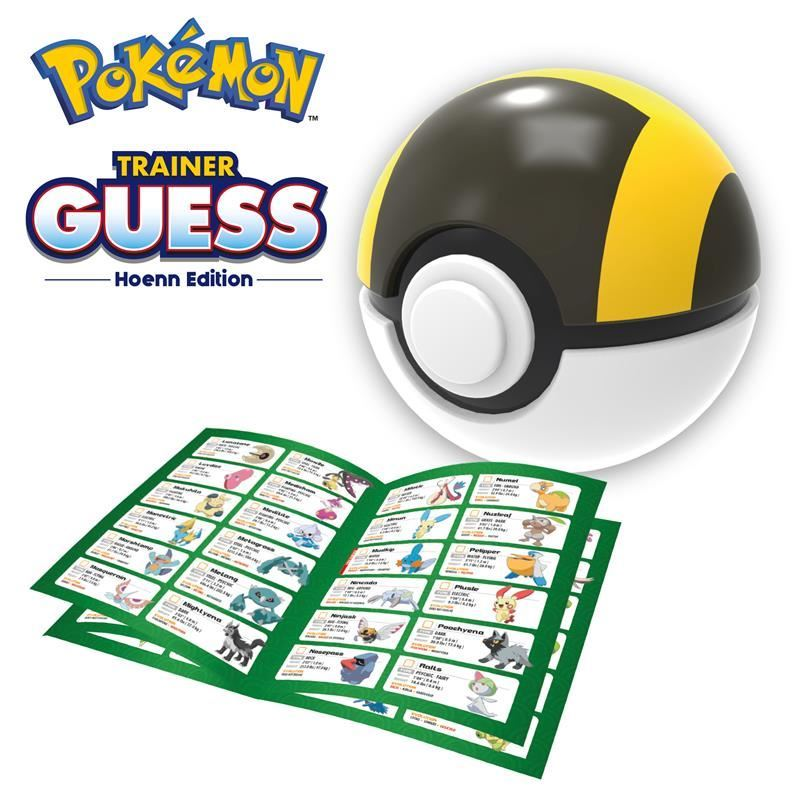Picture of Pokémon Trainer Guess Hoenn Edition