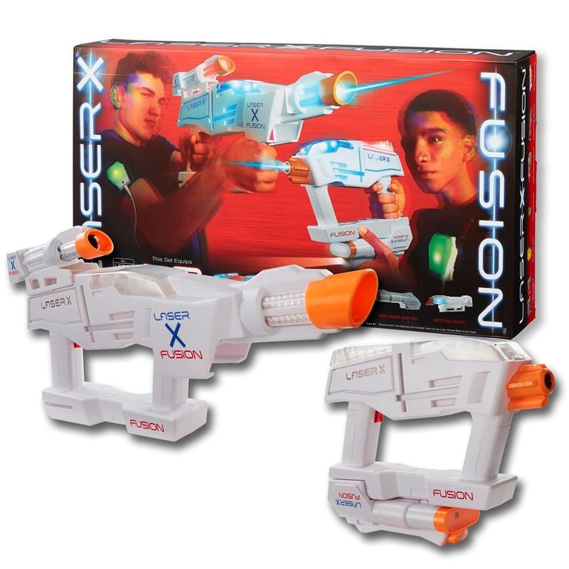 Picture of Laser X - Fusion Blaster