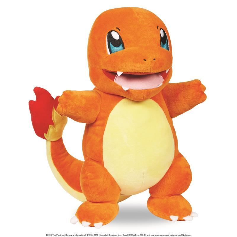 Picture of Pokémon Flame Action Charmander