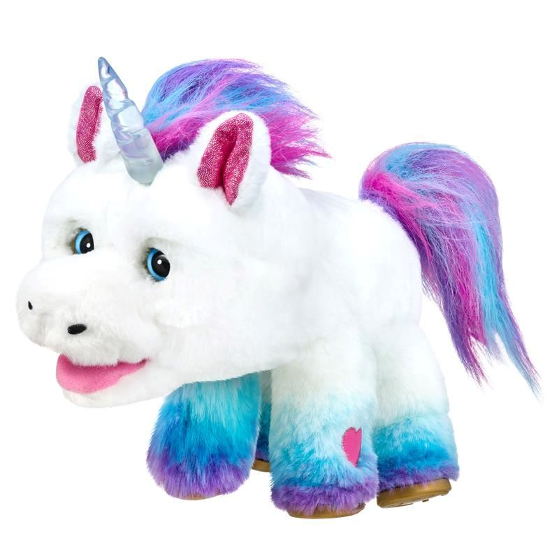 Picture of Little Live Rainglow Unicorn Vet Set