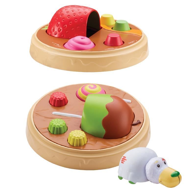 Picture of FlipaZoo World Micro Playset & Mini Figure Set - Candy Land/Crazy Cookie