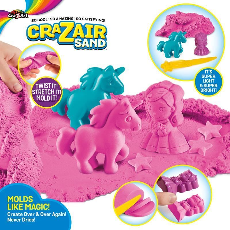 Picture of Cra-Z-Air Sand - Unicorn Fun