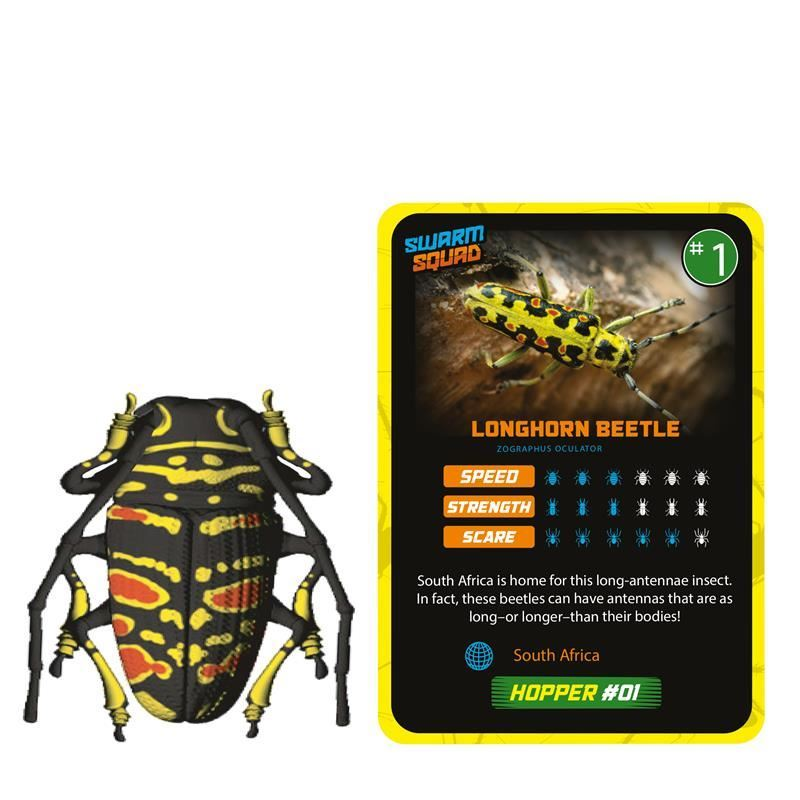 Picture of Swarm Squad Single Pack - Hopper #1