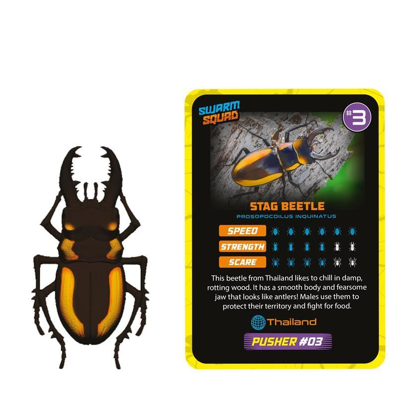 Picture of Swarm Squad Single Pack - Pusher #3