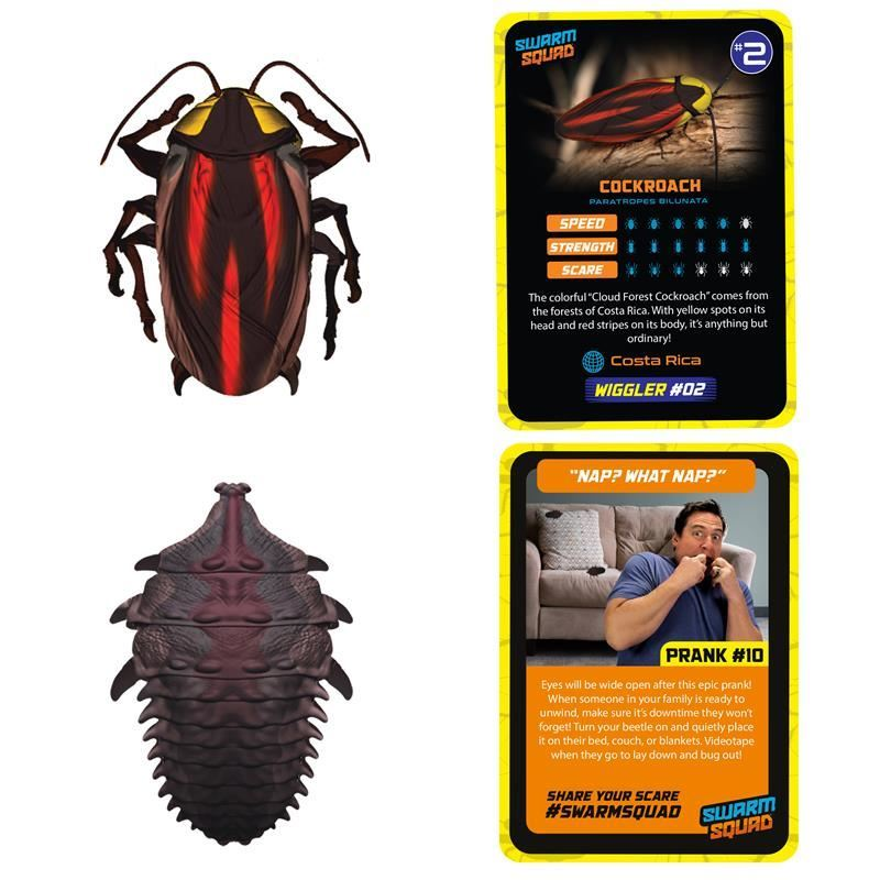 Picture of Swarm Squad Double Pack - Wriggler #2 & Twister #3