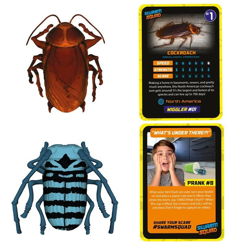 Picture of Swarm Squad Double Pack - Wriggler #1 & Hopper #2