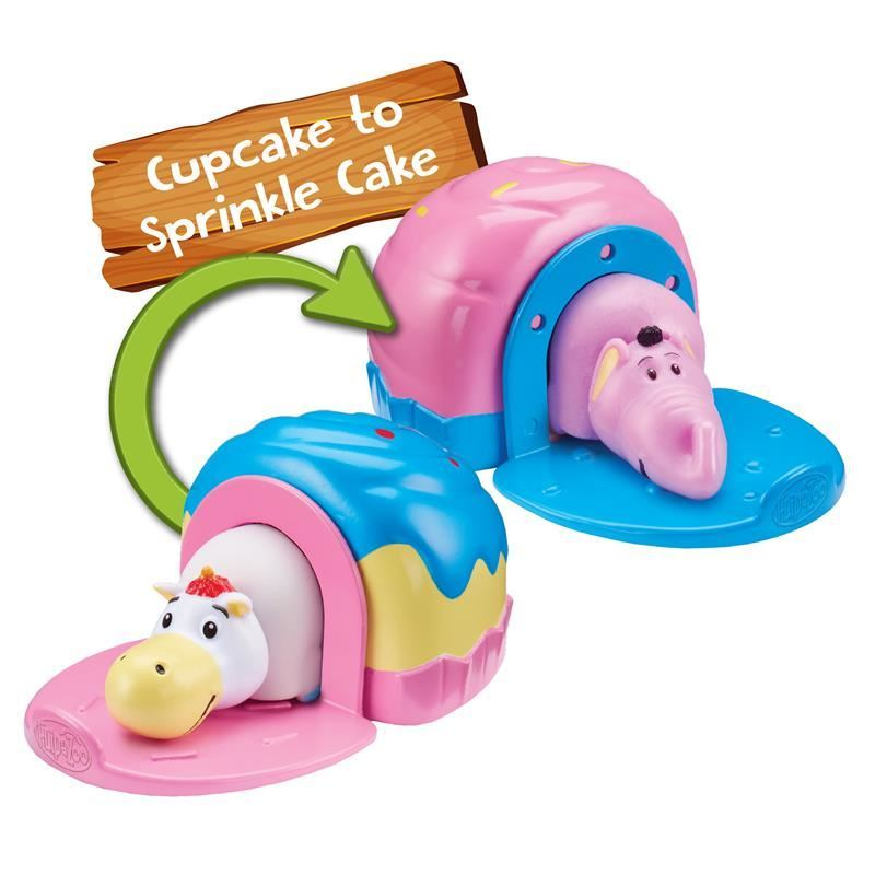 Picture of FlipaZoo World Flip Pods - Cupcake/Sprinkle Cake