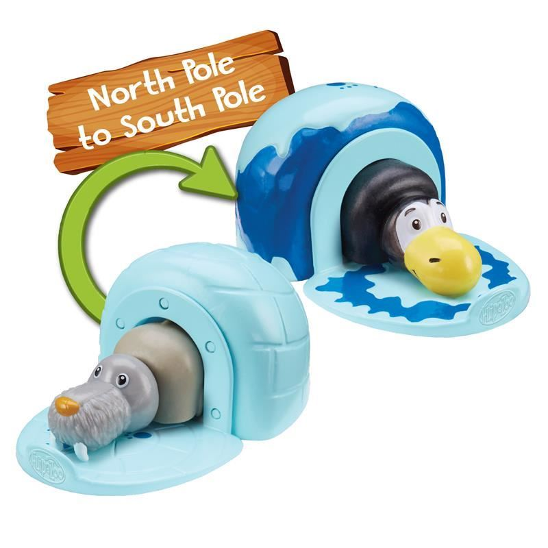 Picture of FlipaZoo World Flip Pods - North Pole/South Pole