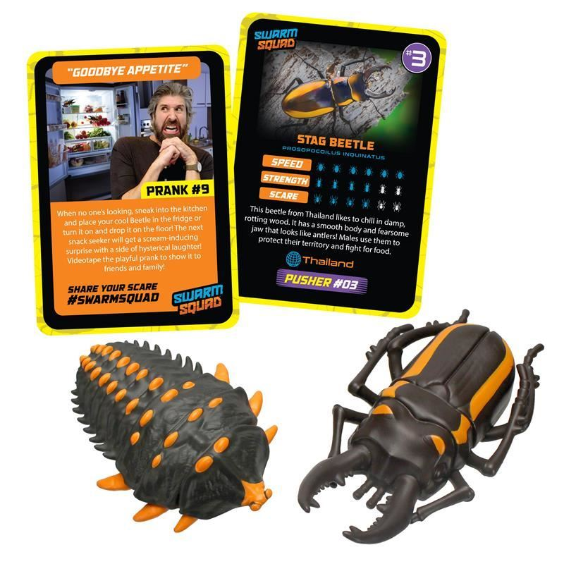 Picture of Swarm Squad Double Pack - Pusher #3 & Twister #2