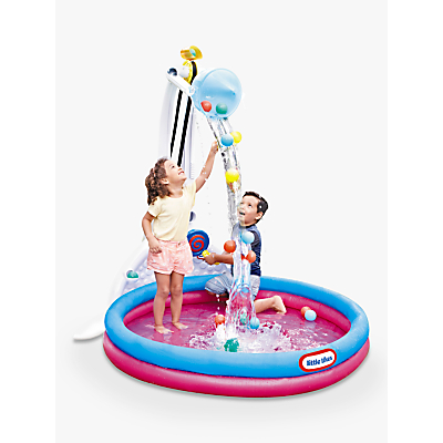Picture of Little Tikes Inflatable Drop Zone Pool