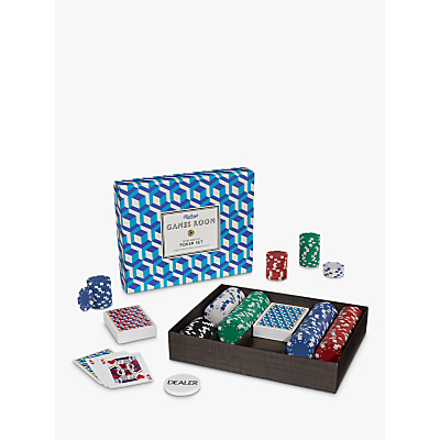 Picture of Ridleys Classic Poker Set