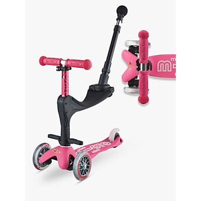 Picture of Mini Micro 3-in-1 Deluxe Push Along Scooter, 1-5 years