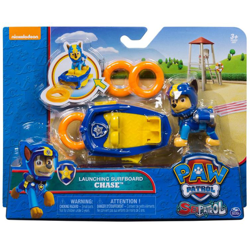 Picture of Paw Patrol Sea Patrol Launching Surfboard - Chase