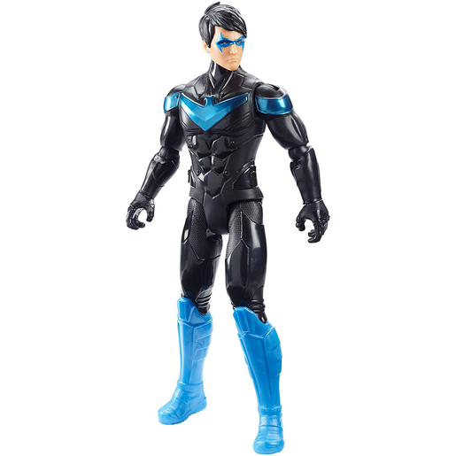 Picture of Batman Missions True Moves 30cm Figure - Nightwing