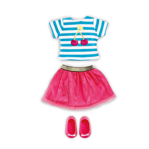 Picture of B Friends Cherry Burst Top & Skirt