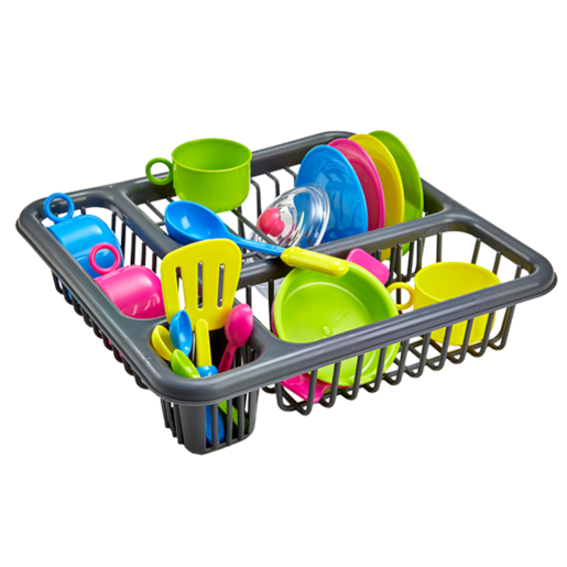 Picture of Busy Me Let's Do The Dishes Playset